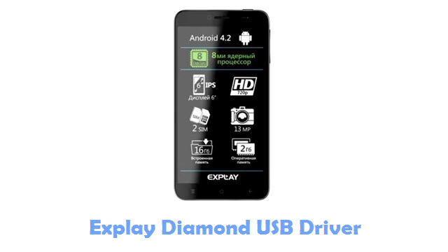 Explay Diamond USB Driver
