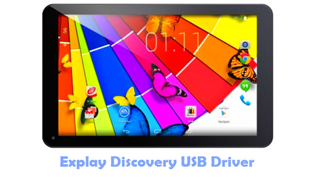 Explay Discovery USB Driver