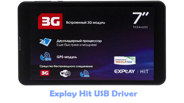 Download Explay Hit USB Driver