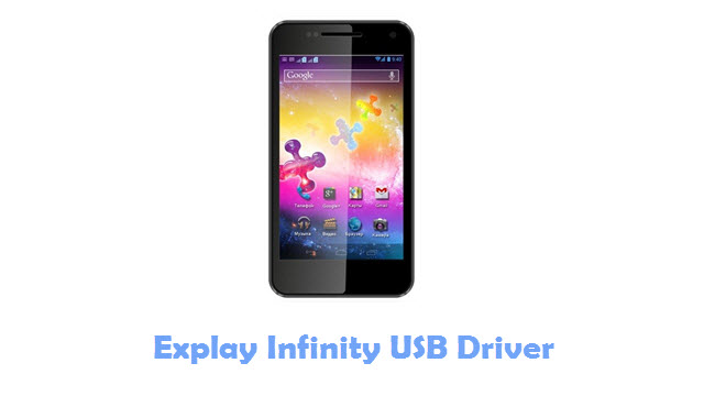 Download Explay Infinity USB Driver