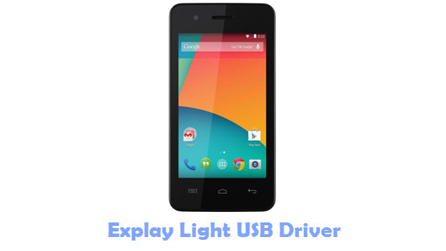 Download Explay Light USB Driver