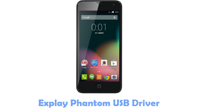 Download Explay Phantom USB Driver