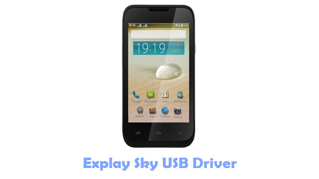 Download Explay Sky USB Driver