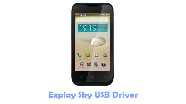 Explay Sky USB Driver