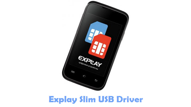 Download Explay Slim USB Driver