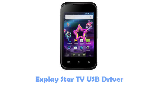 Download Explay Star TV USB Driver