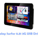 Explay Surfer 8.31 3G USB Driver