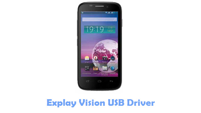 Explay Vision USB Driver