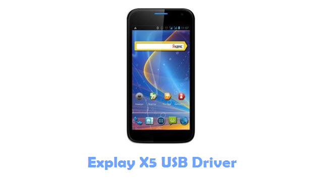 Download Explay X5 USB Driver