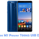 Gionee M7 Power T0065 USB Driver