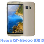 Download HDC Note 3 GT-N9000 USB Driver