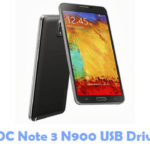 Download HDC Note 3 N900 USB Driver
