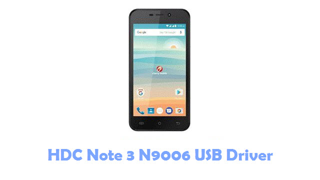 HDC Note 3 N9006 USB Driver