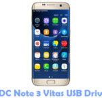 Download HDC Note 3 Vitas USB Driver