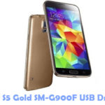 Download HDC S5 Gold SM-G900F USB Driver