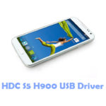 Download HDC S5 H900 USB Driver