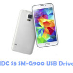 Download HDC S5 SM-G900 USB Driver