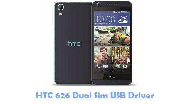 Download HTC 626 Dual Sim USB Driver