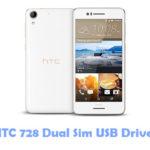 HTC 728 Dual Sim USB Driver