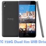 Download HTC 728G Dual Sim USB Driver