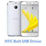 HTC Bolt USB Driver