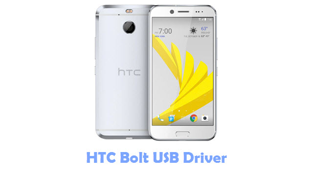 Download HTC Bolt USB Driver