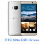 Download HTC M9e USB Driver