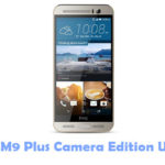 Download HTC One M9 Plus Camera Edition USB Driver