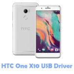 Download HTC One X10 USB Driver