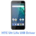 Download HTC U11 Life USB Driver