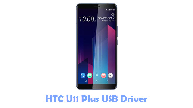 Download HTC U11 Plus USB Driver