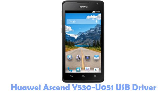 Download Huawei Ascend Y530-U051 USB Driver