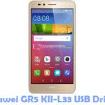 Huawei GR5 KII-L33 USB Driver