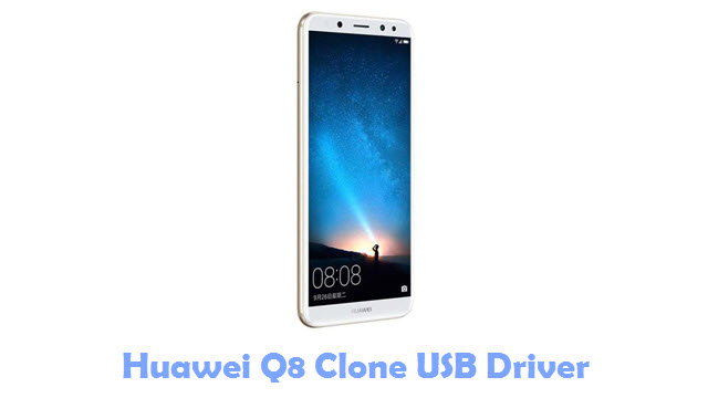 Download Huawei Q8 Clone USB Driver
