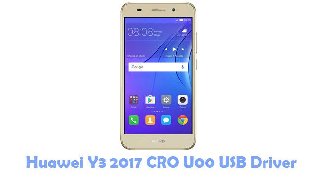 Download Huawei Y3 2017 CRO U00 USB Driver