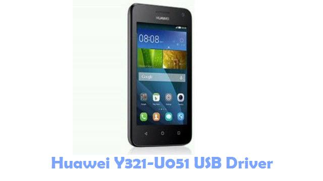 Download Huawei Y321-U051 USB Driver