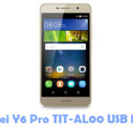 Huawei Y6 Pro TIT-AL00 USB Driver
