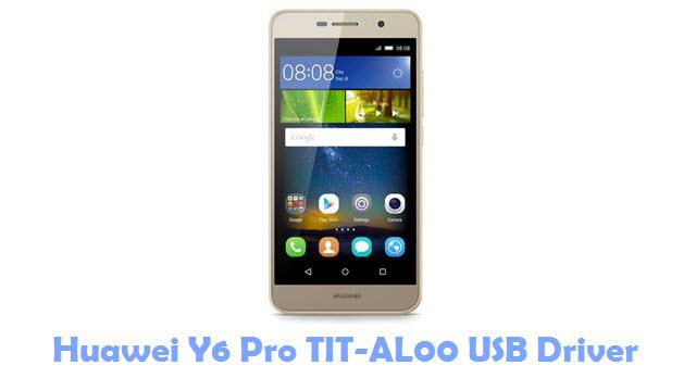 Download Huawei Y6 Pro TIT-AL00 USB Driver