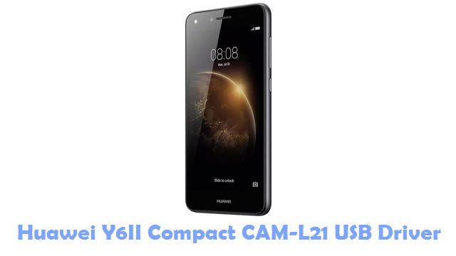 Download Huawei Y6II Compact CAM-L21 USB Driver