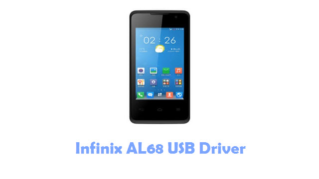 Download Infinix AL68 USB Driver