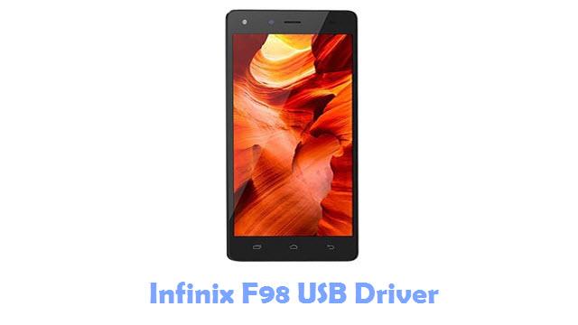 Infinix F98 USB Driver