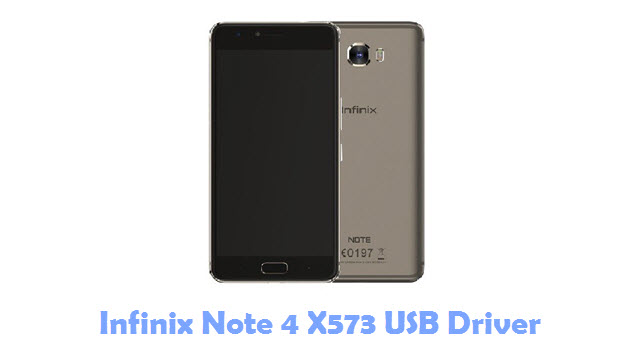 Download Infinix Note 4 X573 USB Driver