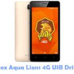 Intex Aqua Lions 4G USB Driver