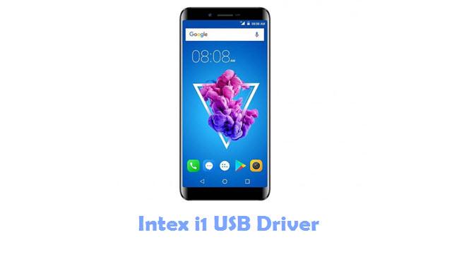Download Intex i1 USB Driver