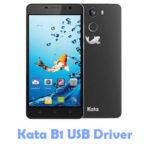 Download Kata B1 USB Driver
