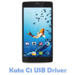 Download Kata C1 USB Driver