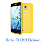 Download Kata F1 USB Driver