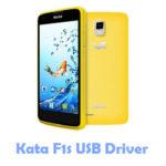 Download Kata F1s USB Driver