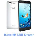 Download Kata M1 USB Driver