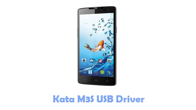 Kata M3S USB Driver